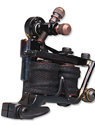 cheap -Professiona Luo's Handmade Tattoo Machine Gun(Black)