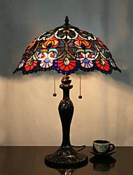 Недорогие -Тиффани Настольная лампа Металл настенный светильник 110-120Вольт / 220-240Вольт Max 60W