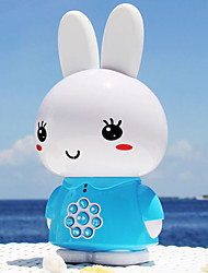 cheap -Electronic Pets Interactive Educational Toy Smart Music & Light with Bilingual Story Song Rabbit Funny Bunny ABS Cute Kid's Boys' Girls' Toy Gift