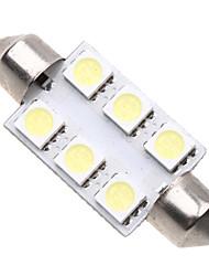 cheap -Car Light Bulbs 6 Interior Lights For universal