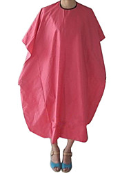 cheap -Hair Cut Cutting Gown Barbers Cape Cloth(Color Random)