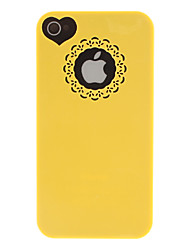cheap -Case For iPhone 4/4S / Apple iPhone 4s / 4 Back Cover Hard PC