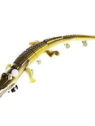 Недорогие -Электрический Крокодил игрушки для детей (случайный цвет)