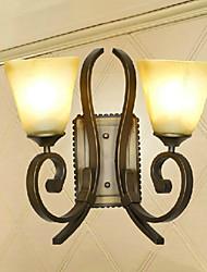 cheap -Traditional / Classic Wall Lamps & Sconces Metal Wall Light 220-240V Max 60W / E26 / E27