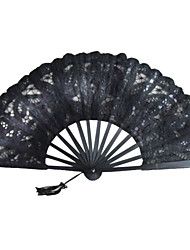 cheap -Hand Fans Fans and Parasols Ribbons Special Occasion