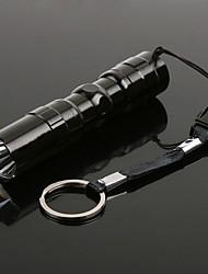 Недорогие -Светодиодные фонари Водонепроницаемый Мини 50 lm Светодиодная лампа излучатели 3 Режим освещения Водонепроницаемый Мини Компактный размер Маленький размер Очень легкие