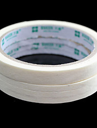 cheap -17mx5mm nail art adhesive tape for decorative design nial polish