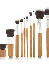 cheap -Professional Makeup Brushes Makeup Brush Set 10pcs Synthetic Hair / Artificial Fibre Brush Makeup Brushes for Makeup Brush Set