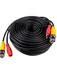 cheap -Cables BNC Video and Power 12V DC Integrated Cable for Security Systems 2000cm 0.35kg