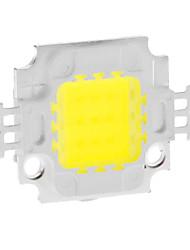 Недорогие -diy 10w 820-900lm 900ma 6000-6500k Холодный белый свет встроенный светодиодный модуль (9-12v)