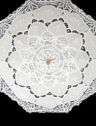 "cheap -Post Handle Lace Wedding / Masquerade Umbrella Umbrellas 37.8""(Approx.96cm)"