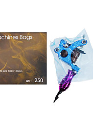 cheap -Dragonhawk® 250pcs Disposable Hygiene Tattoo Supply Machine  Power Cover Bags Safety