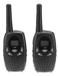 cheap -T-628 2pcs 5Km Long Range Rechargeable LCD Display 1 Pair Two Way Radio Walkie Talkie Set Automatic Squelch