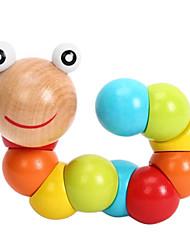 cheap -Action Figure Novelty Cartoon Wooden Plastic Boys' Girls' Toy Gift