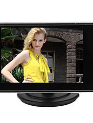 Недорогие -Инструмент 3.5 Inch TFT LCD Adjustable Monitor for CCTV Camera with AV RCA Video Sound Input для Безопасность системы 15*14cm 0.121kg
