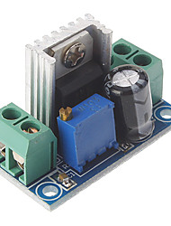 cheap -Lm317 Dc 40V To 1.2~7V Voltage Step Down Circuit Board Adjustable Voltage Regulator Power Supply