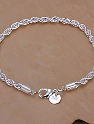 cheap -Women's Chain Bracelet Cheap Ladies Alloy Bracelet Jewelry For Party Daily Casual