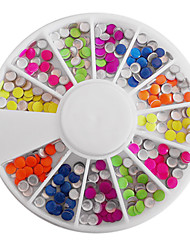 cheap -Metal Glitter Powder Nail Jewelry For Finger nail art Manicure Pedicure Abstract