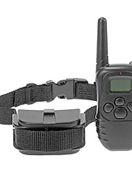 cheap -Remote Pet No Bark Training Collar with LCD Display for Pets Dogs