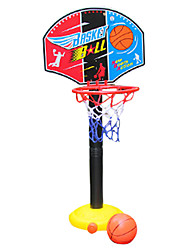 cheap -Basketball Toy Racquet Sport Toy Basketball Hoop Basketball Hoop Set Portable Adjustable Indoor Plastics Plastic Boys and Girls