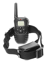 cheap -Rechargeable Waterproof Adjustable No Bark Training Collar for Pets Dogs