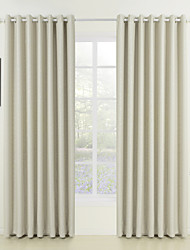 cheap -Custom Made Room Darkening Curtains Drapes Two Panels  / Embossed / Living Room