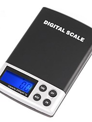 cheap -2000g/0.1g LCD Display Digtal Pocket Electronic Scale