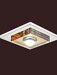 "cheap -1-Light UMEI™ 17(6.6"") Mini Style Flush Mount Lights Modern Contemporary 90-240V"