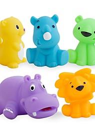 Недорогие -5 Виды воды и песка Животные игрушка набор для младенца