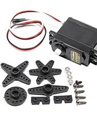 cheap -S3003 38G Mini Gear Steering Servo  for (For Arduino) (4.8V)