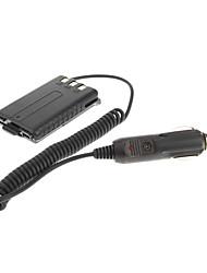 Недорогие -Baofeng Автомобильное зарядное устройство выпрямитель адаптер питания транспортного средства для УФ-5R приемо-передающие устройства