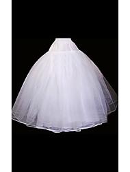 abordables -Mariage / Occasion spéciale Déshabillés Organza Ras du Sol Robe de soirée longue avec