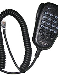 cheap -YAESU MH-48A6J Handheld Microphone with Digital Buttons for FT-7800R / FT-8800R / FT-8900R - Black for Walkie Talkie Intercom