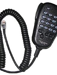 Недорогие -yaesu mh-48a6j ручной микрофон с цифровыми кнопками для ft-7800r / ft-8800r / ft-8900r - черный для рации домофон