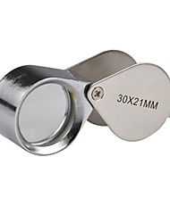 cheap -Jewellers Eye Glass Magnifier Pocket Loupe Magnifying Glass