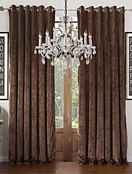 cheap -Custom Made Energy Saving Curtains Drapes Two Panels For Living Room