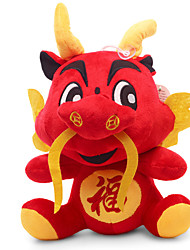 Недорогие -Летающий Дракон 38см Lucky Dragon мягкую игрушку (разных цветов)