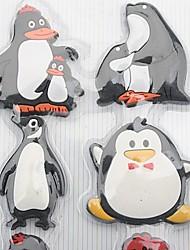 Недорогие -Пингвин Магнит на холодильник, Набор 8 W21.5cm х L10cm х H0.5cm