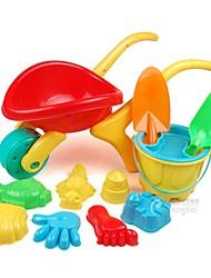 Недорогие -12 шт Крупногабаритные Сгущает воды и песка Тележка игрушка набор