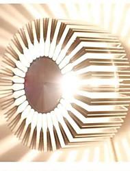 cheap -Modern Contemporary Flush Mount wall Lights Hallway Metal Wall Light 90-240V 5W