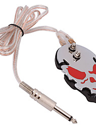 cheap -Tattoo Power Footswitch Skull Foot Pedal