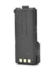 cheap -BaoFeng BL-5L Replacement Walkie Talkie Lengthened 3800mAh Li-ion Battery - Black