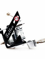 Недорогие -8Wrap Катушки Железный татуировки Liner Shader Gun