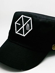 Недорогие -Южнокорейские Звезды К-поп звезда EXO XOXO М.В. Косплей Cap