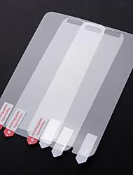 cheap -Screen Protector for Samsung Galaxy S5 PVC Front Screen Protector Anti-Fingerprint