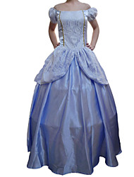cheap -Movie / TV Theme Costumes Cosplay Costume Women's Halloween Carnival Festival / Holiday Polyester Terylene Women's Carnival Costumes / Petticoat