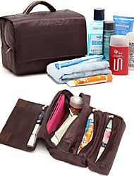 cheap -Portable Transformable Multi-function Coffee Make up/Cosmetics Travelling Bag Bathroom Cosmetics Storage