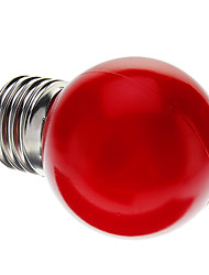 cheap -1pc 0.5 W LED Globe Bulbs E26 / E27 G45 7 LED Beads Dip LED Decorative Red 100-240 V / RoHS