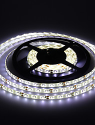 Недорогие -Jiawen Fiexble светодиодные полосы 5 м 3528smd 8 мм 30 светодиодов / м RGB водонепроницаемый аквариум украшения DC 12 В