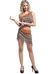 cheap -Primitive Leotard Polyester Women's Costume